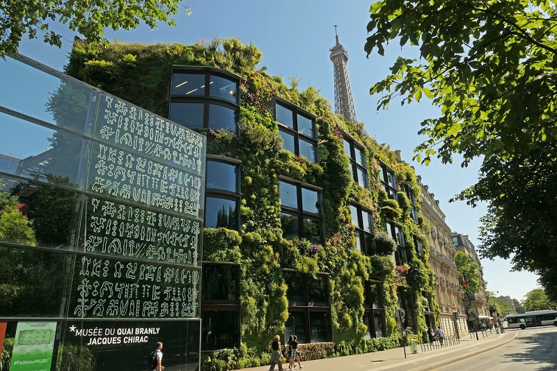 Museus na França com visitas online