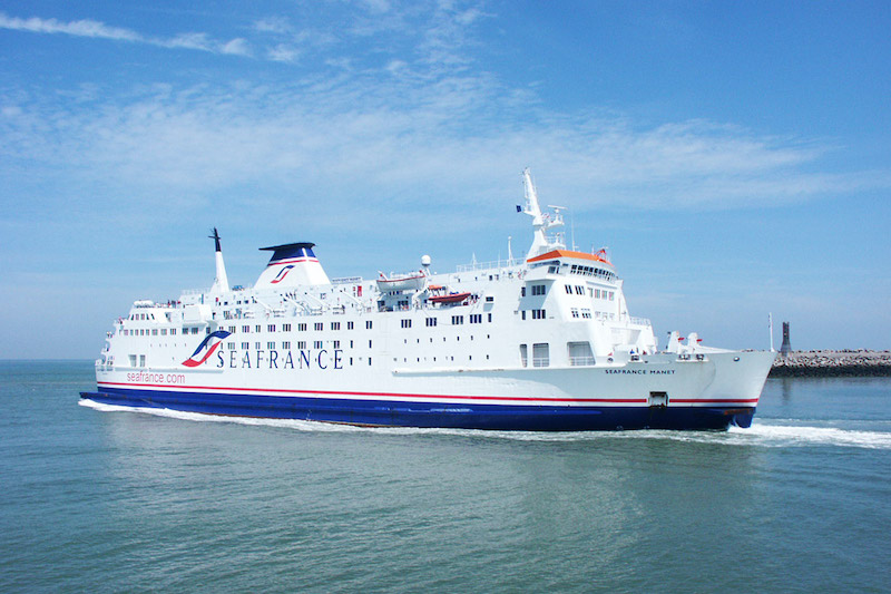 Ferry boat SeaFrance na França