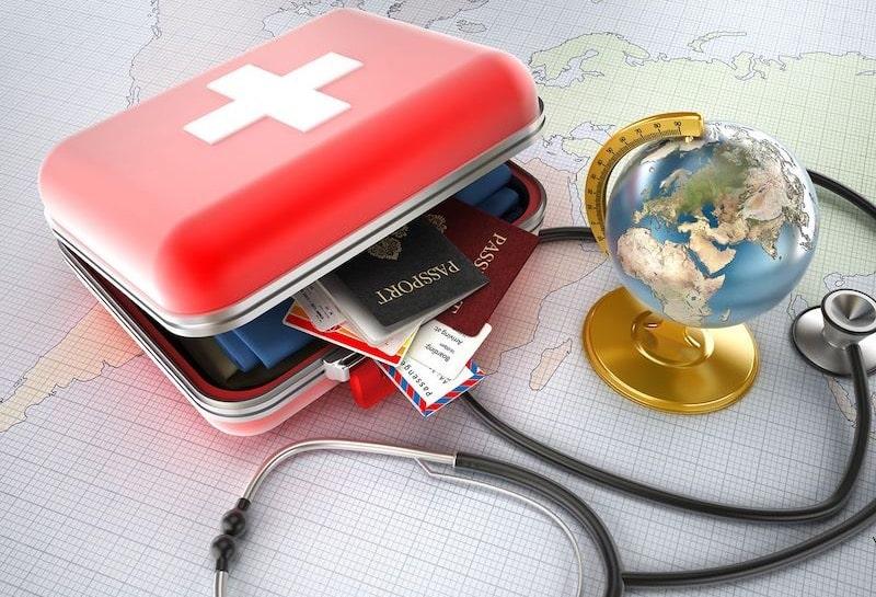 Assistência médica do seguro viagem para Lyon e França
