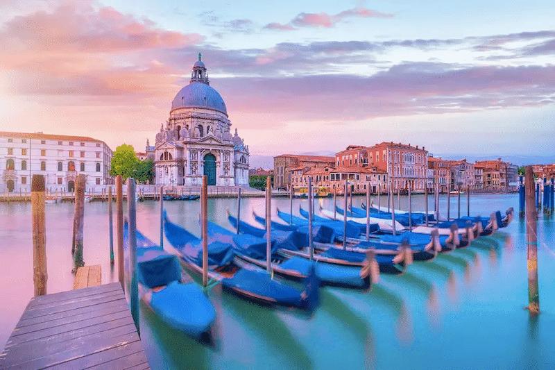 Paisagem de Veneza