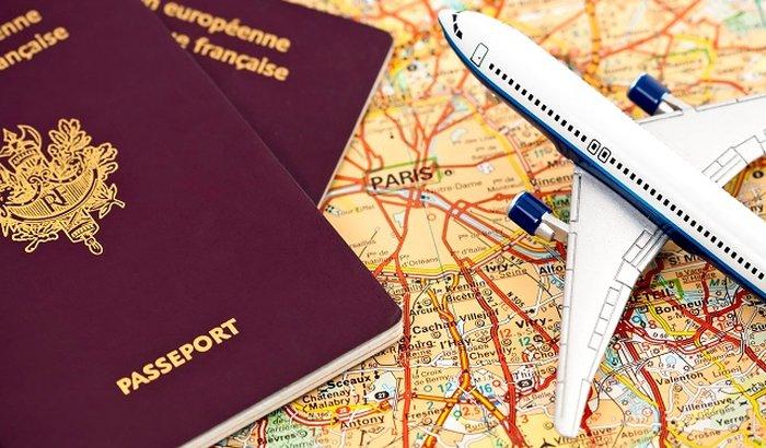 Passaportes e seguro viagem para Lyon
