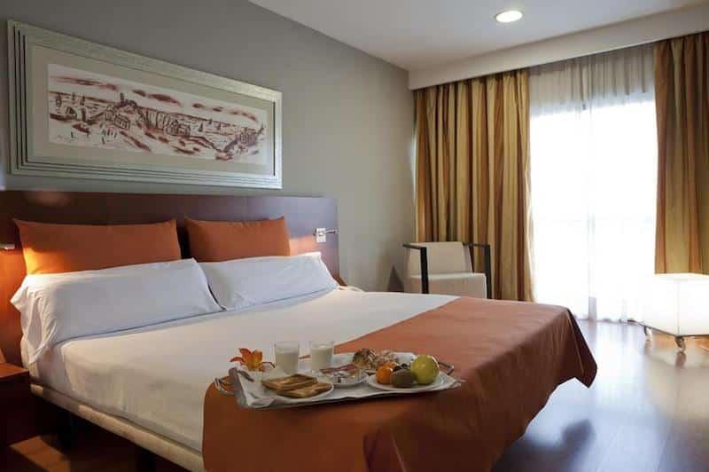 Eurohotel em Barcelona