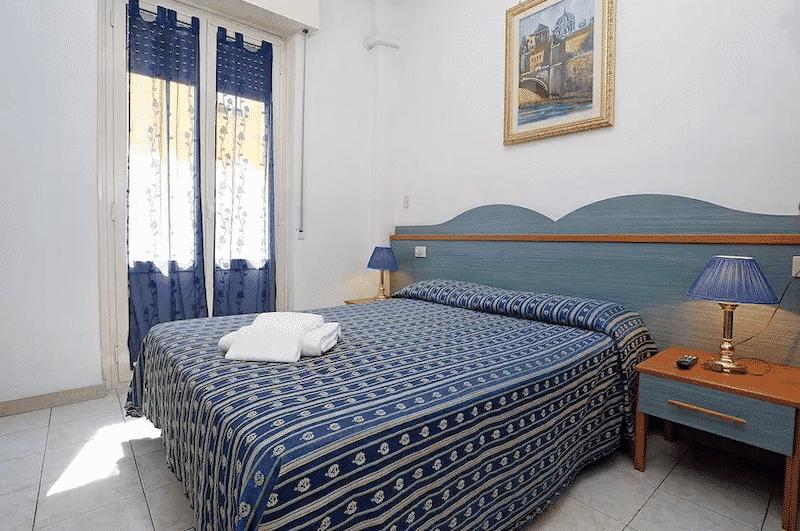 Hotel Athena em Roma