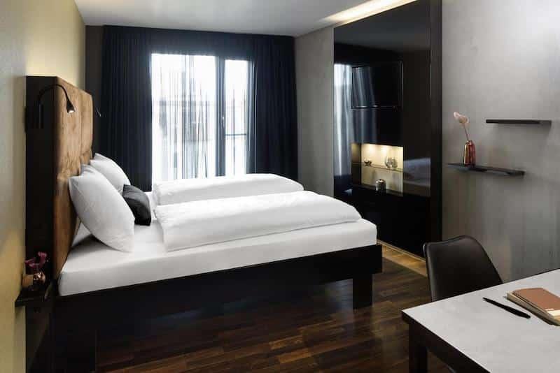 Quarto do hotel Zoe by Amano Group em Berlim