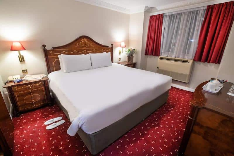 Quarto do ibis Earls Court em Londres