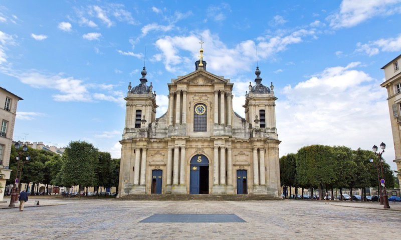 Catedral de São Luis em Versalhes