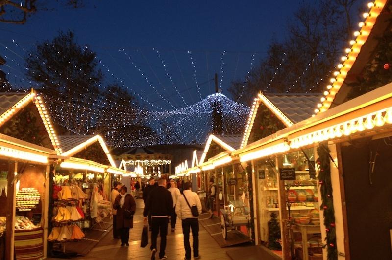 Mercados de Natal em Avignon