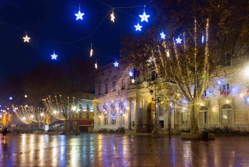 Natal em Avignon