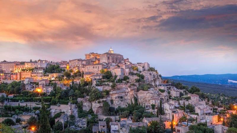 Provence na França