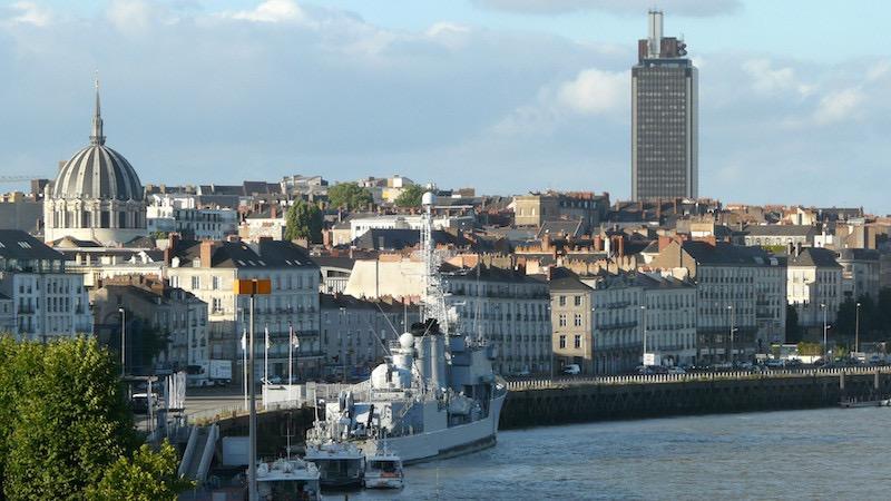 Meses de alta e baixa temporada em Nantes