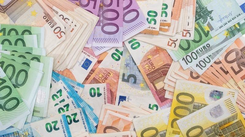 Euros na França