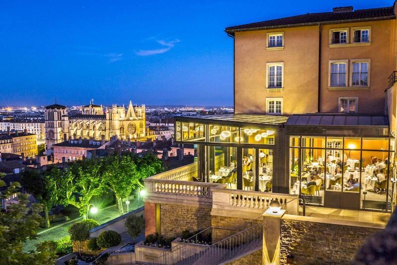Hotel Villa Florentine em Vieux Lyon