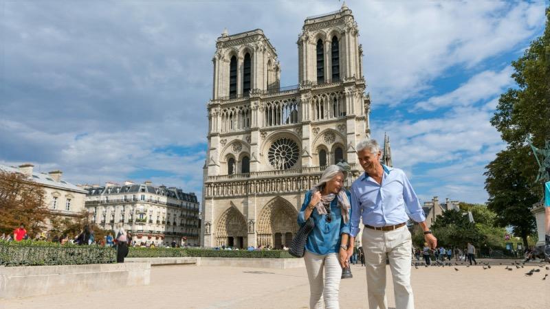 Dicas de Paris para a melhor idade 60+