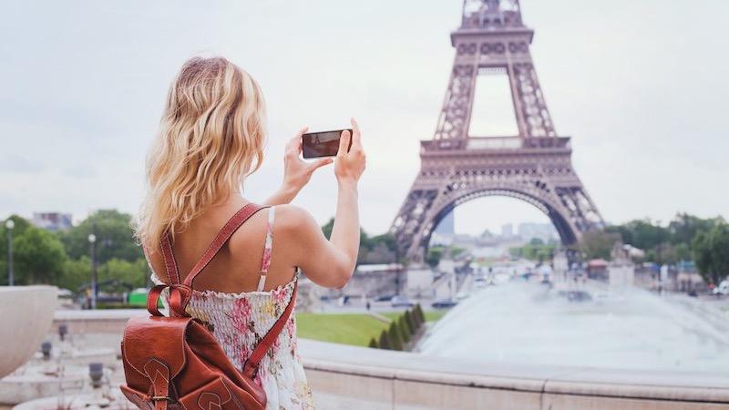As melhores fotos para tirar em Paris