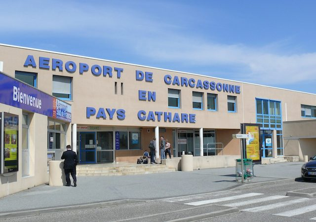 Aeroporto de Carcassonne