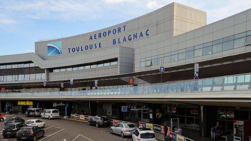 Aeroporto de Toulouse