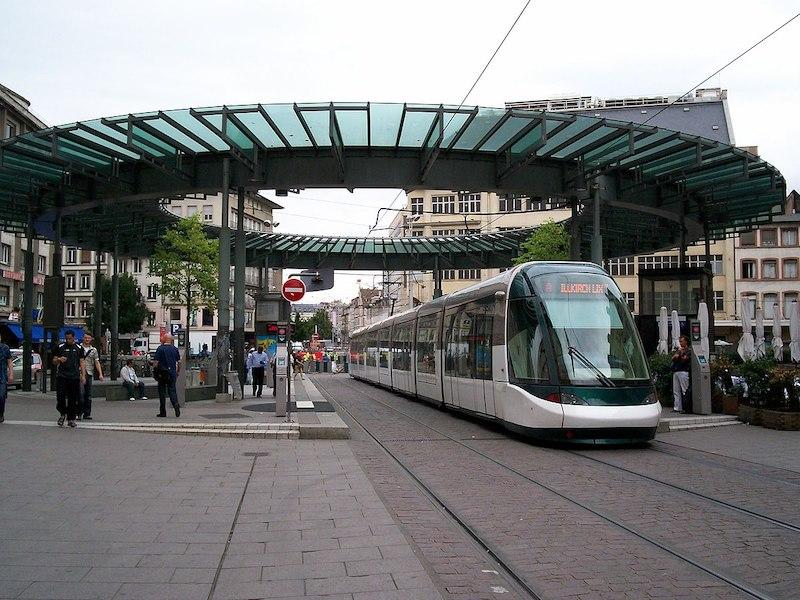Bonde em Estrasburgo