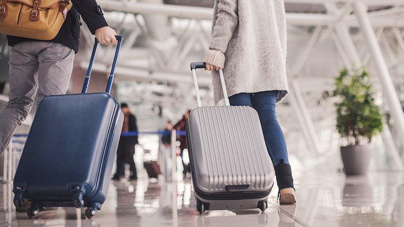 Peso das malas e quantas bagagens levar para França