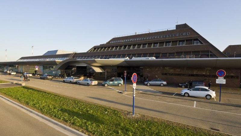 Como ir do aeroporto de Estrasburgo até o centro turístico