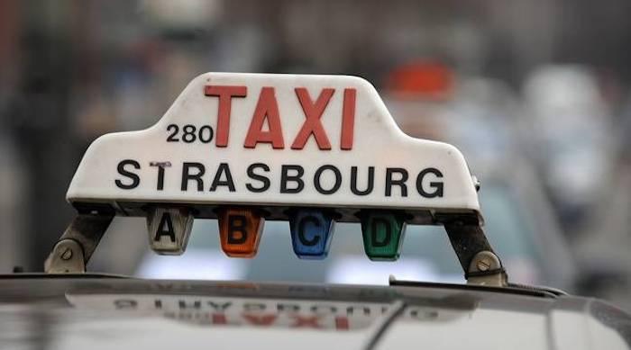 Táxi em Estrasburgo