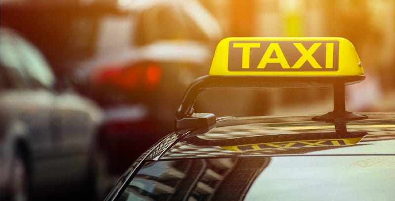 Táxi em Lille